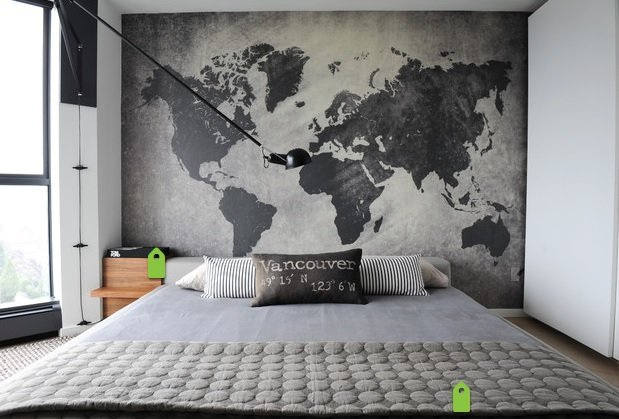 Where to Get a World Map Wall Print