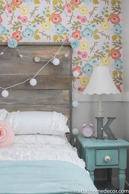 10 Best Girls Bedroom Wallpaper Design Ideas